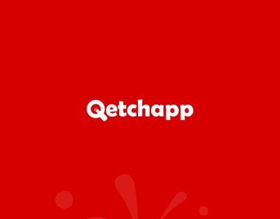 qetchapp logo | presentation