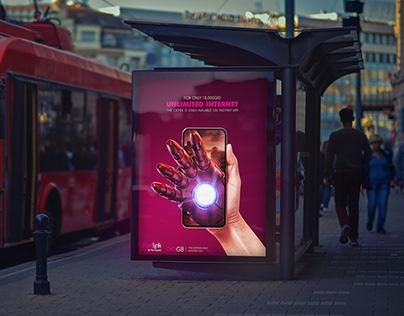 Fastlink Telecom | 18K Campaign 4G Internet
