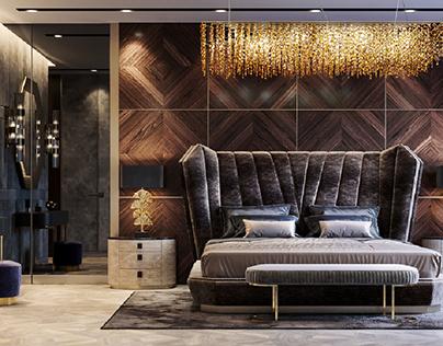 Bedroom (Test Design by Studia-54)