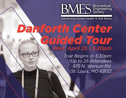 BMES - Sponsored Brand Identity & Event Materials