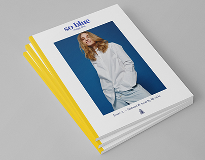 soblue magazine #1