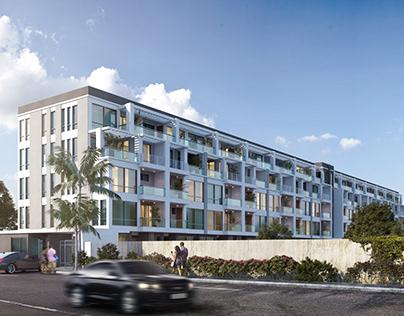 WB Terraces