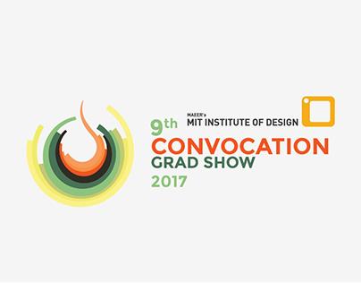 MITID 9th Convocation & Grad Show-2017