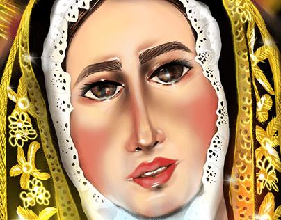Nuestra Virgen Señora del Perpetuo Socorro
