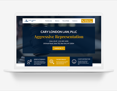 CARY LONDON LAW