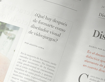 Diseño Editorial & Visualización 3D