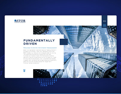Astor Investments UI Project