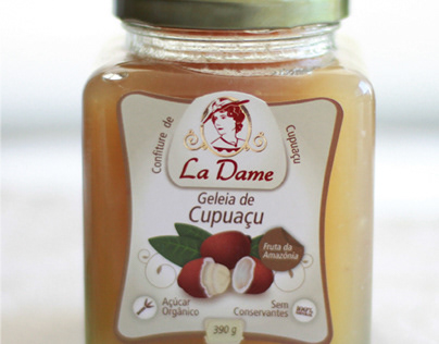 La Dame Geléias / Packaging - Branding
