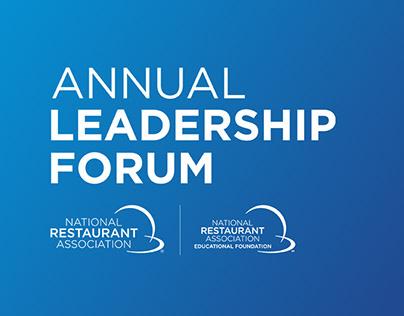 2018 Annual Leadership Forum