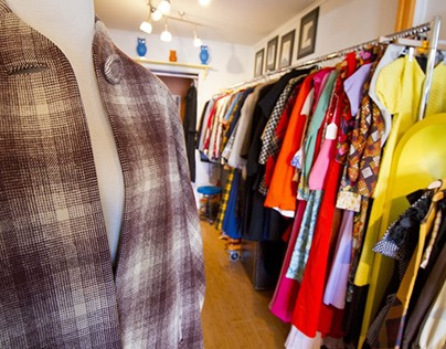 Collecting Vintage Clothing