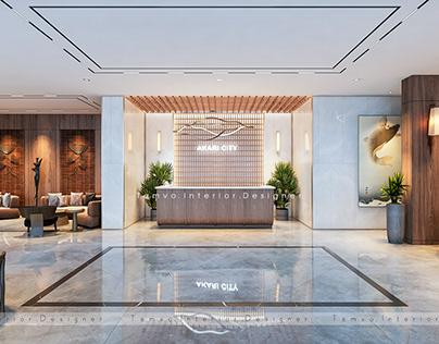 Akari City Apartment - Lobby