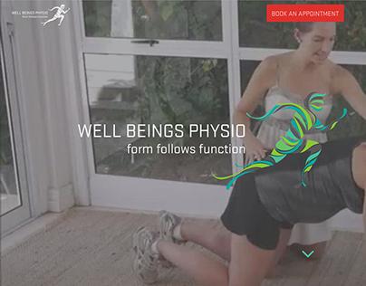 Wellbeings Physio | Website