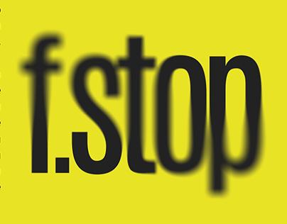 f.stop Energy drink - Package design