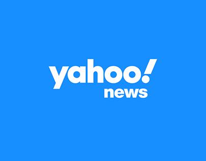 Yahoo! News | Redesign
