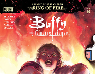 Buffy #14 (Boom! Studios)