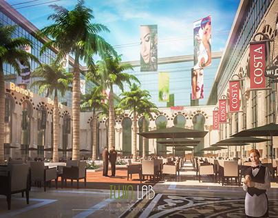 El Shwayfat Mall