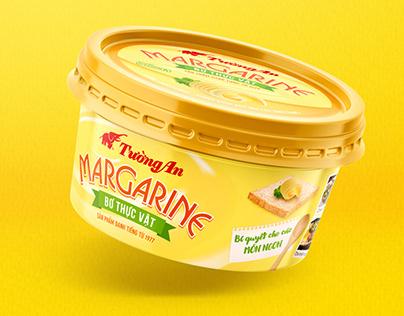 Margarine packaging Design