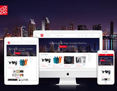 E-Commerce Website Development (e2e)