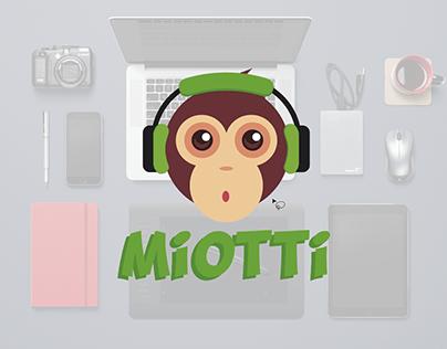 Miotti - Logo Design