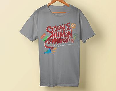 Science of Human Communication Shirt