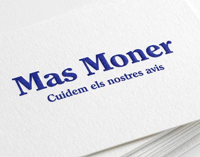 Identity and website - Mas Moner