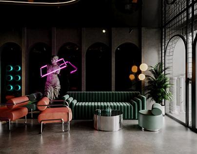 Lounge 58