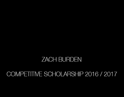 COMPETITIVE SCHOLARSHIP 2016 / 2017