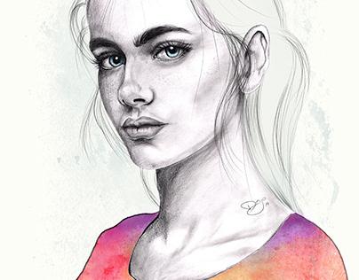 Retrato - 18