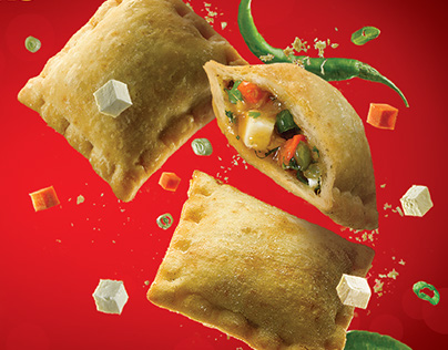 Mcdonald's Chilli Paneer Pockets
