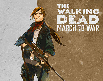 The Walking Dead: March to War Character Reveals