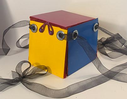 Drawstring Display Bag