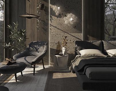 Tranquil Bedroom | 52 sq. m