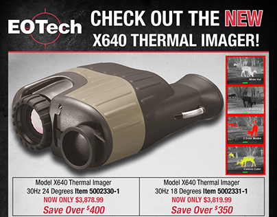 EOTech X640 Thermal Imager Sell Sheet
