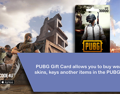 Use A PUBG Gift Card To Get Your Favorite Content