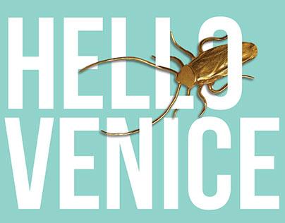 Goldenroach ‒ La Biennale di Venezia / 2017