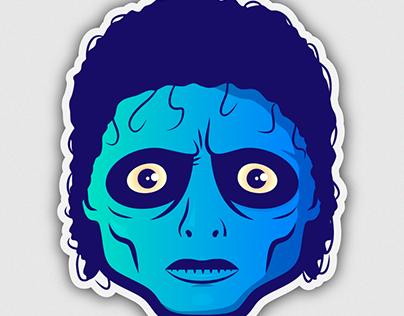 Michael Jackson Thriller zombie