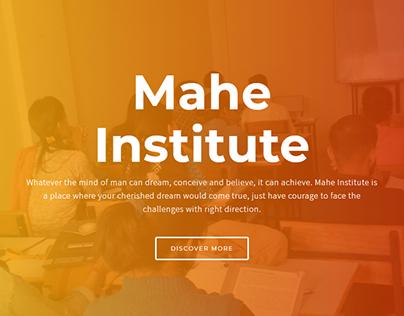 Mahe Institute