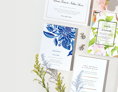 Paper Culture Invitations