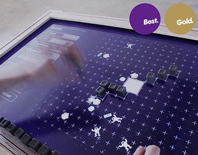 Interactive Table Top Game