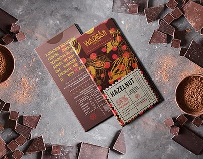 Organic Warisan Chocolate