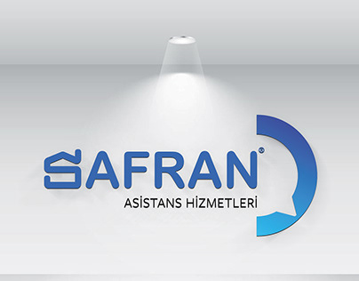 SAFRAN Brand Identity & Logo Design