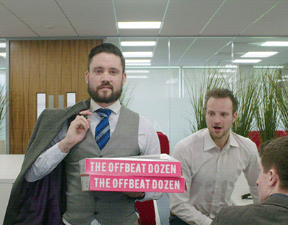 OffBeat Donuts: Be The Office Hero