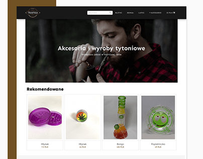 Trafika - Online Store