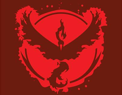 Pokemon GO: Team Valor