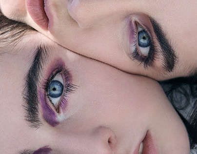 Beauty Story   Purple Twins