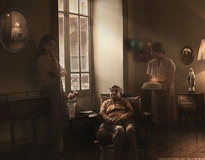 V I S I T O R S / Las Rosas Elders Home