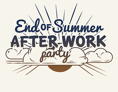 End of Summer After Work