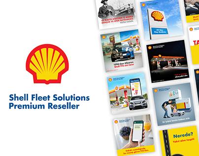 Shell Fleet Solutions | Social Media