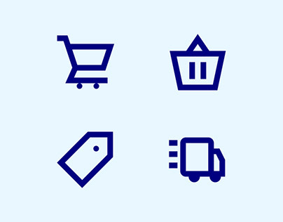 Shopicons – Free E-Commerce Icon Set