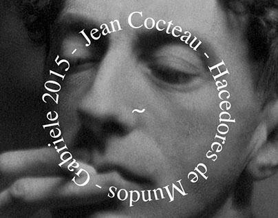 Revista - Hacedores de Mundo - Jean Cocteau